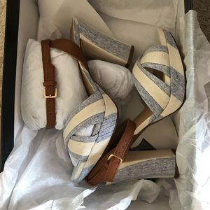 Shoes - Naturalizer Avril Sandals Heels